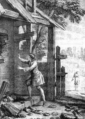 Le Trésor Et Les Deux Hommes : trésor, hommes, Trésor, Hommes, Fontaine