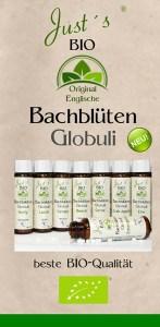 Information über BIO Bachblüten Globuli