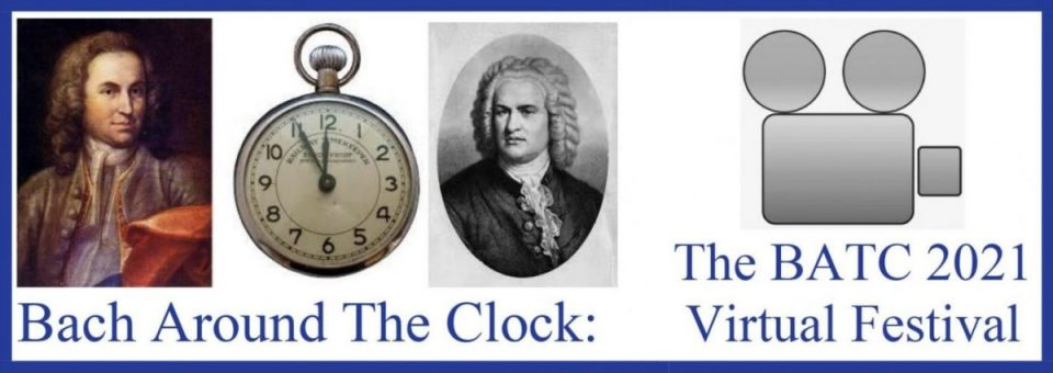 Bach Around the Clock 2021