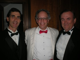 The Naughty Butlers, Tom Reps, George Reizner and Larry Bechler