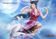 river_goddessdesktop_wallpaper_by_hiliuyun