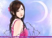 beautiful girls june t-22764