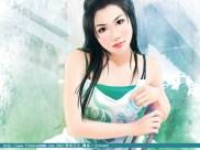 beautiful girls june w-22752