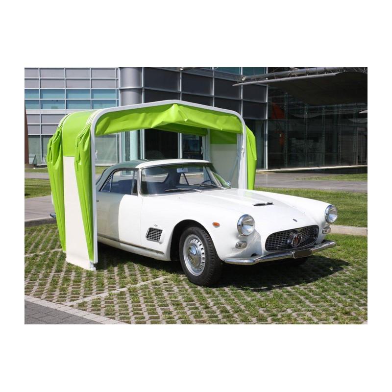 Abri voiture pliable Abri rtractable souple en bche Abris voiture