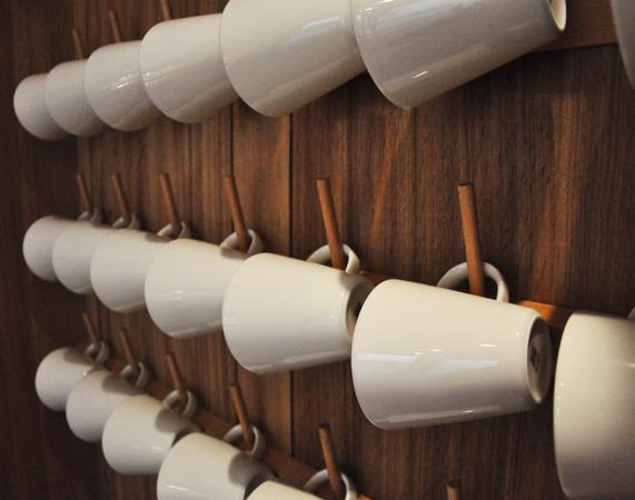 Mersmak hengende kopper/ hanging cups