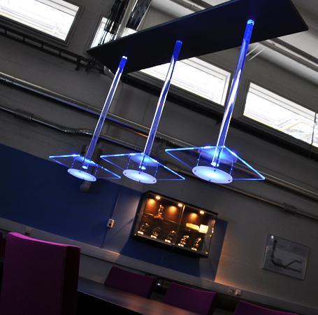 Statoil lampe og design lab / lamp and design lab