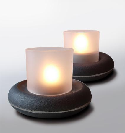 Lundi lysestake opp/ned / candlestick up/down