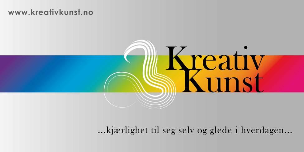 Kreativ Kunst plakat og slogan / poster and slogan