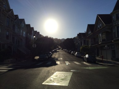 Cycling in SF