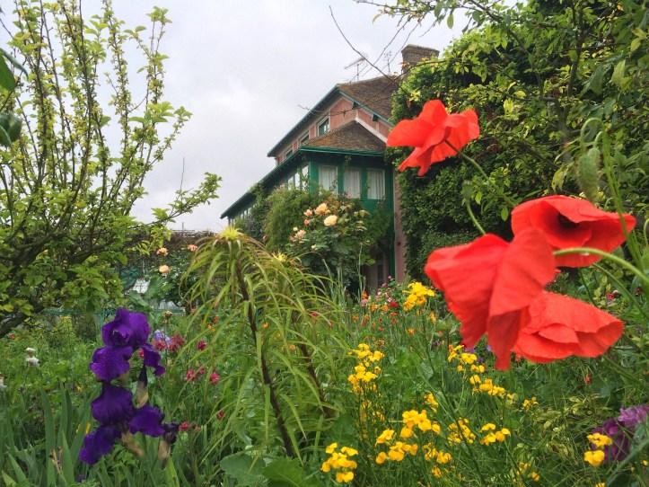 monet, giverney, lily, jardin, paris