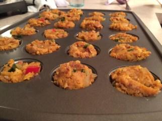 stuffin muffins, chorizo