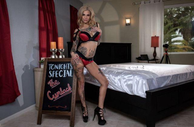 Bonnie Rotten porn pics