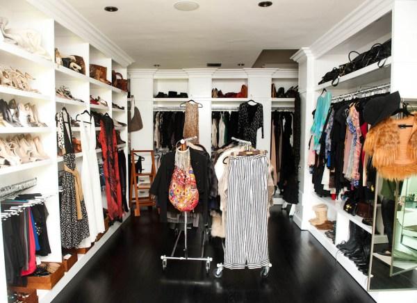 Clothes Wardrobe Closet
