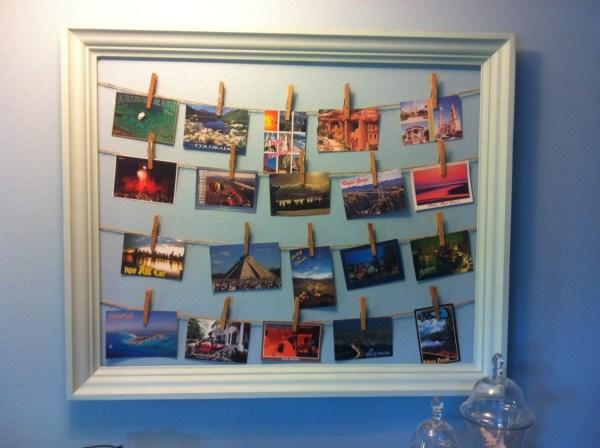 DIY Ideas to Display Christmas Cards