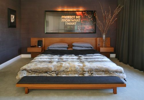 bachelor bedroom design ideas vintage Bachelor Pad Bedroom Essentials and Ideas - Bachelor on a Budget