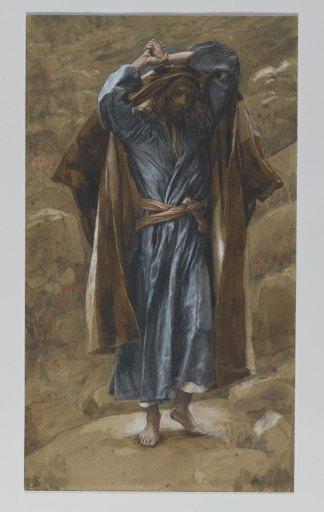 Saint Philip by James Tissot