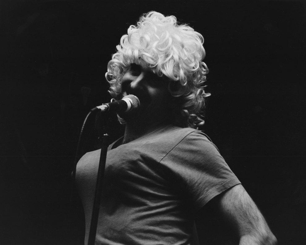 B.A. at Limbo Lounge Aug 1987