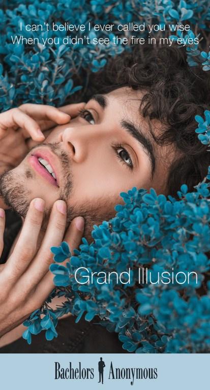 Grand Illusion visualizer with lyric