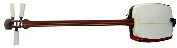 The shamisen I am building will look similar to this one