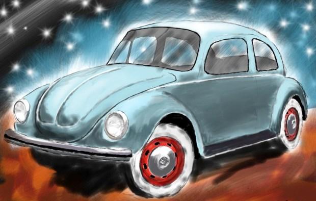 Original art by Cole Ruscitti