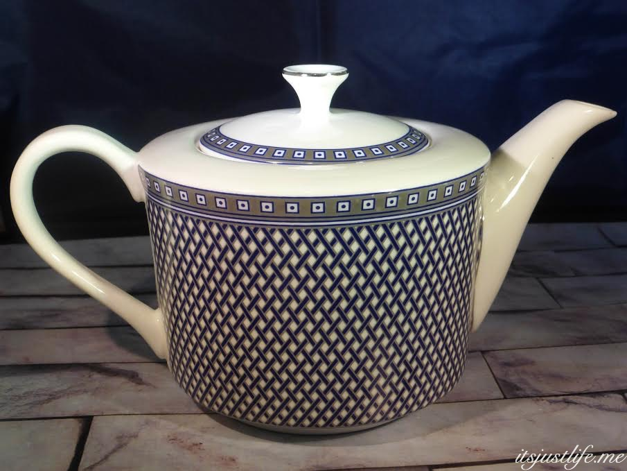 Blue Teapot on itsjustlife.me