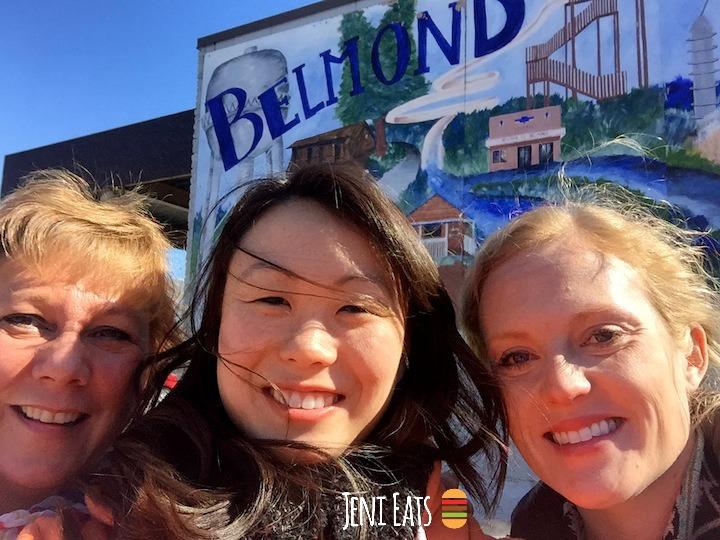 belmond selfie