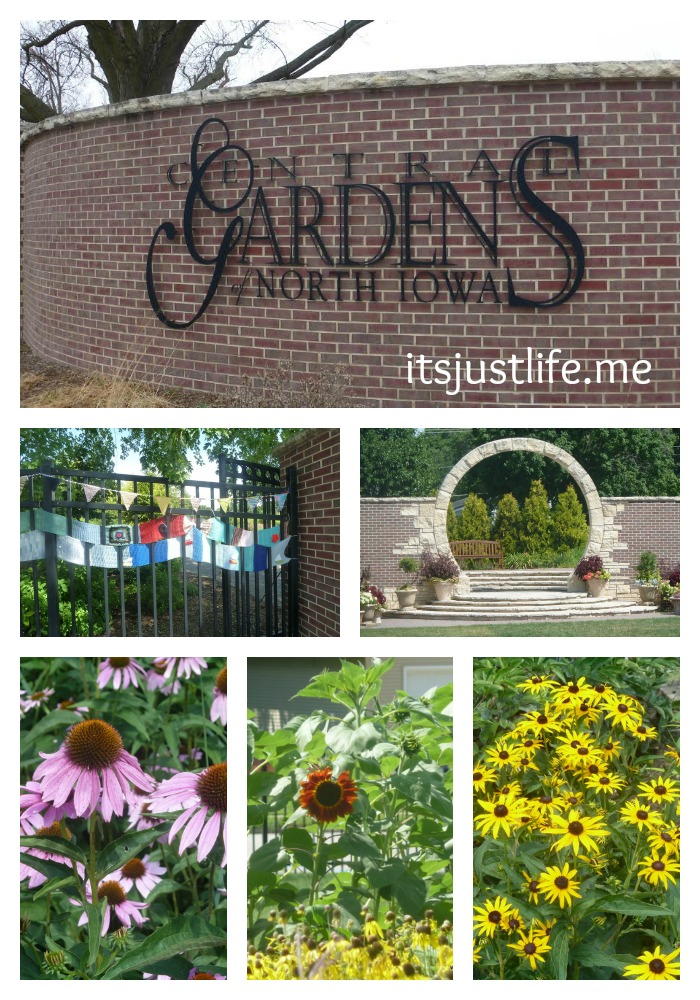 Central Gardens Collage