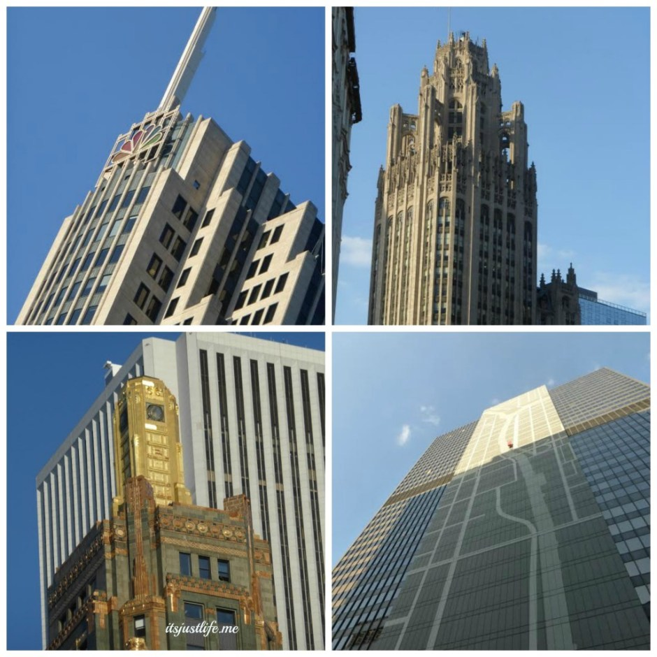 skyscraper Collage