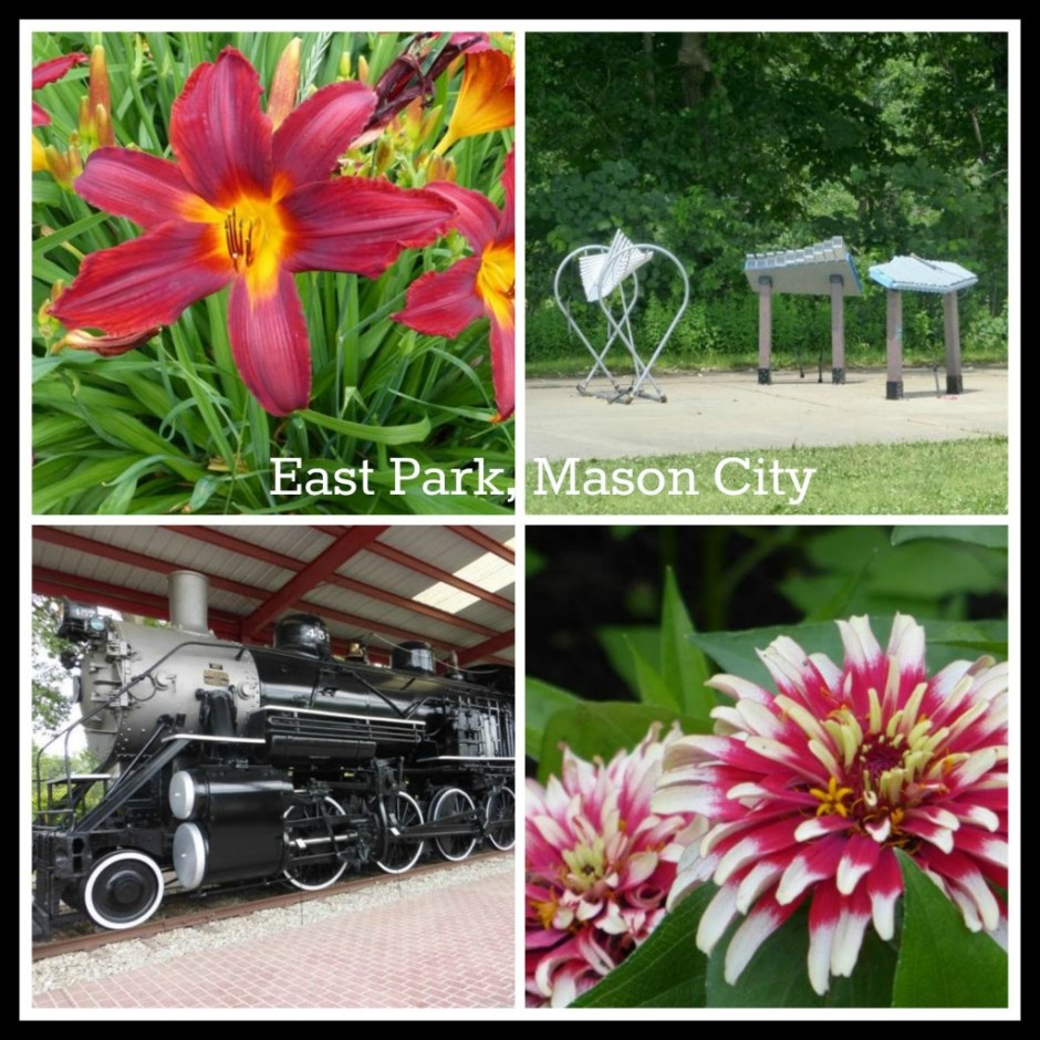 East Park Collage