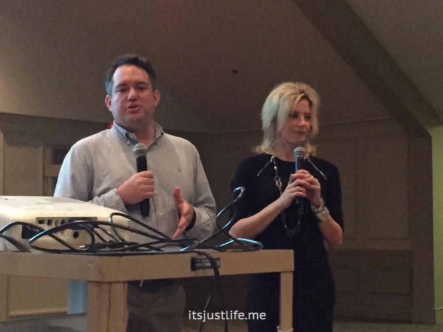 Dan R. Morris and Rachel Martin