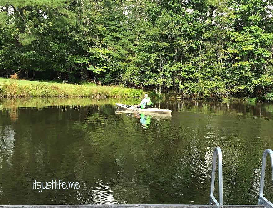 chris kayak