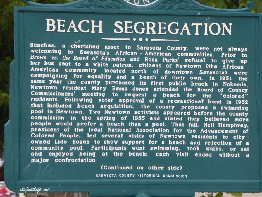 beach segregation