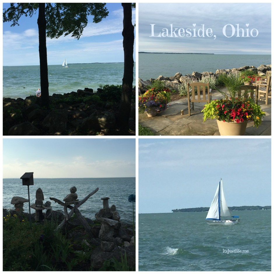 Lakeside Collage