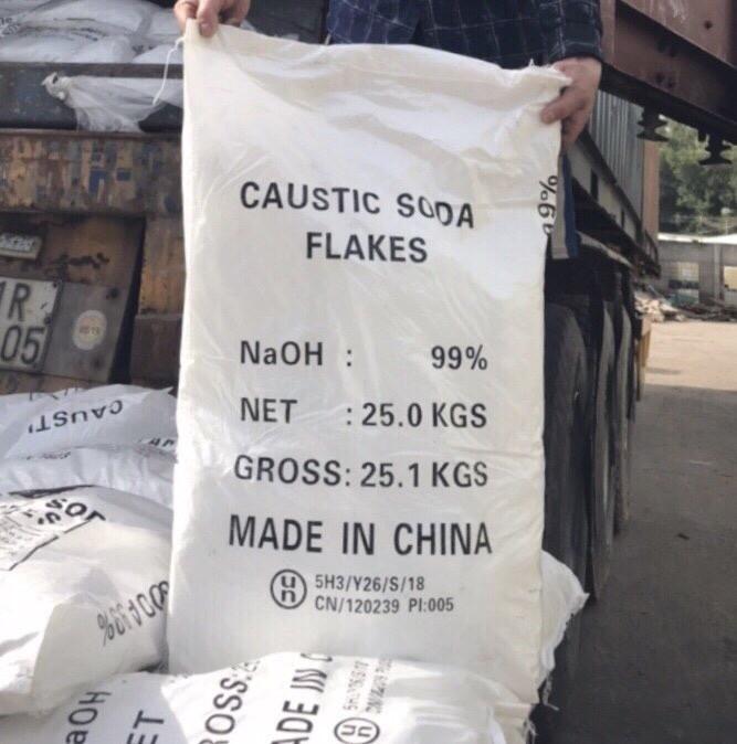 Caustic Soda Flake 99%