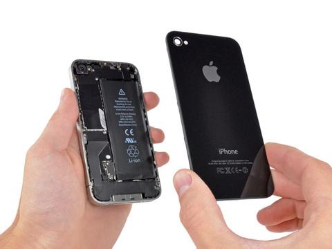 thay camera sau iphone 4