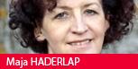 Maja Haderlap (Bild: Max Amann)