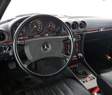 360-Grad-Ansichten von Mercedes 300 SL