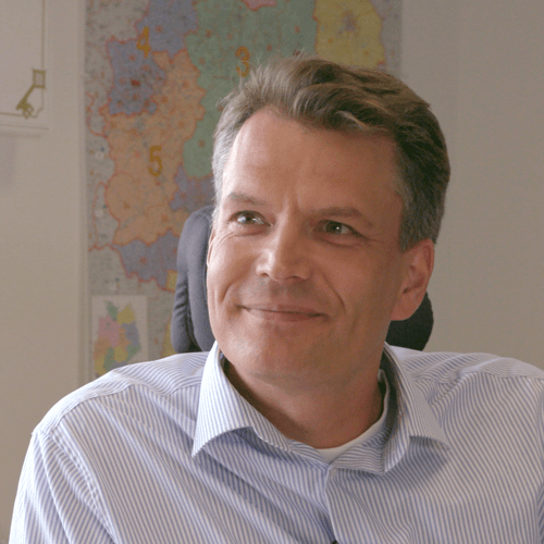 Andreas Thiemann, Managing Director, BLG Logistics