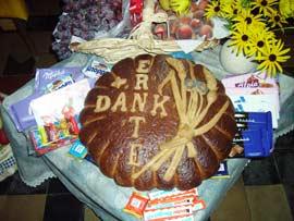 Erntedank-Brot