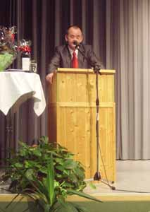 Bürgermeister Matthias Toppitsch