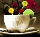 Kaffee und Kirche