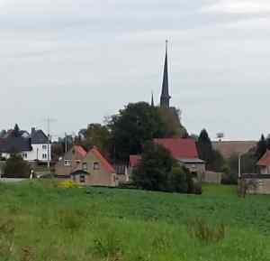 Kirche Tegkwitz im Altenburger Land