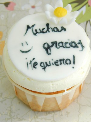 Cupcake Texto 10
