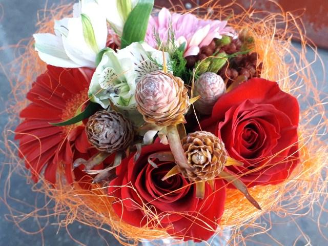 Mini bouquet exótico 2