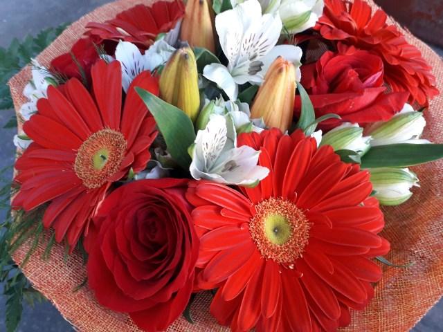 Bouquet estructura 4
