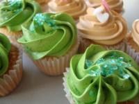 Mini cupcakes colours 11