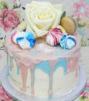 Cake - ¿Niño o niña? 1