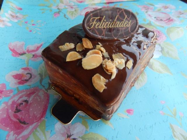1 porción de pastel 16