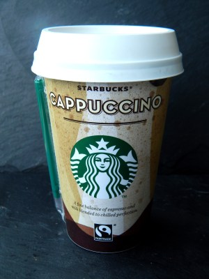 "Capuccino Starbucks 11  <div class=""j-module n j-text"">200ml</div>"