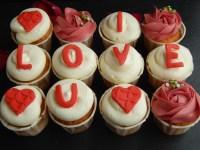 Mini cupcakes románticos 5